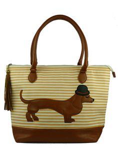 Mr Sausage Dog Day Bag
