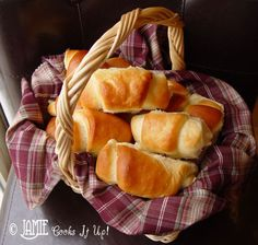 Holiday Crescent Rolls