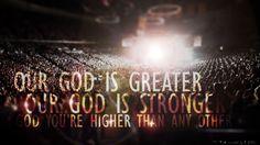 Our God!!