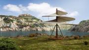 Short 3-d videos on DaVinci's inventions. Amboise