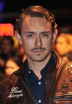 JJ Feild, British actor.