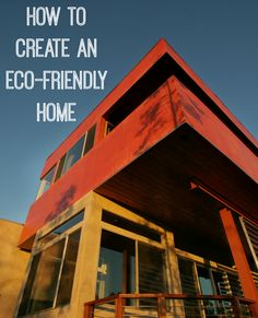 How to Create an Eco Friendly Home | Love Chic Living