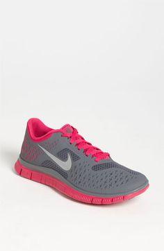 Nike 'Free 4.0 V2' Running Shoe (Women) | Nordstrom