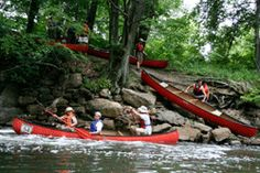 Canoeing on the Bronx River with Bronx River Alliance