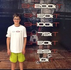 Congratulations Griffin! #iAmArete #Shoot360 #BallisLife
