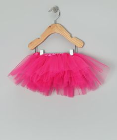 Hot Pink Short Tutu - Infant, Toddler & Girls | Daily deals for moms, babies and kids