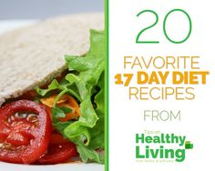 Our favorite 17 Day Diet recipes, all in one place!