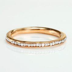 Satomi Kawakita pearl ring