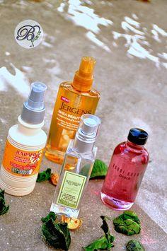 {Beauty Bloom} Sensual & Essential Body Oils