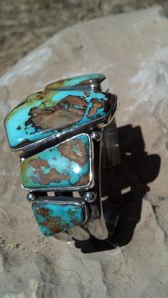 Turquoise jewelry by Noah Pfeffer!!