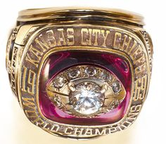 They did get a super bowl ring....ONCE