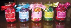 Candy Jar gift idea