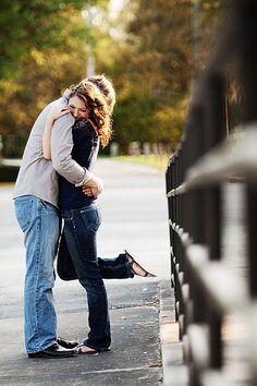 Good hug.