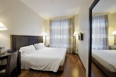 all the rooms are equiped with airconditioning #rooms #standardroom