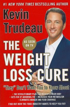 "Bestseller Books Online The Weight Loss Cure ""They"" Don't Want You to Know About Kevin Trudeau $5.98"