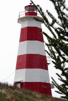 Point Lepreau Light, Point Lepreau, New Brunswick, Canada