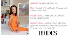 Stylish Registry Picks by Editor in Chief of BRIDES, Keija Minor