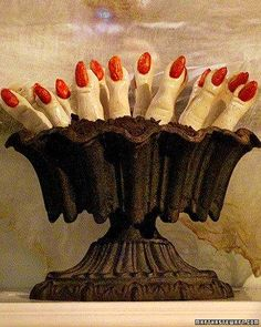 halloween desserts, halloween parties, halloween night, halloween party foods, dessert buffet, finger foods, halloween foods, lady fingers, halloween treats