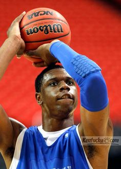 Photo Gallery: Kentucky practices Thursday in Atlanta before playing Indiana in the NCAA Sweet 16