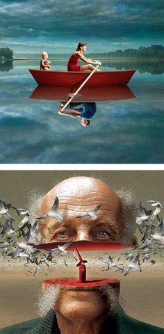 Surreal Illustrations