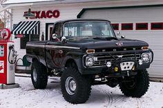 Ford truck Pickup 4X4 Classic