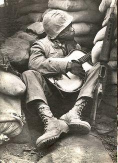 *Vietnam Soldier.