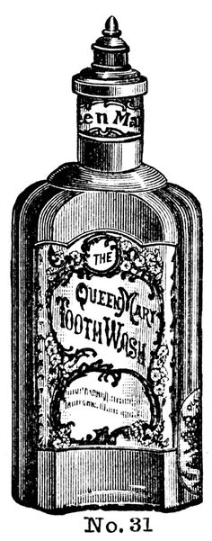 *The Graphics Fairy LLC*: Vintage Clip Art - Fancy Cosmetic Bottles