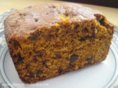 Freezer Pumpkin Bread
