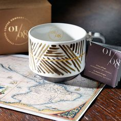 Coffee Artisan Series Origins Mug, 12 fl oz. $10.95 at StarbucksStore.com