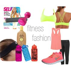 Fitness Fashion  www.coachannagray.com/