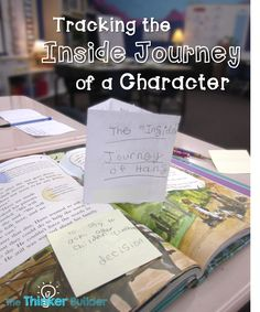 """Tracking the """"Inside Journey"""" of a Character"""