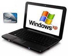 Netbook Mini HP com Processador...