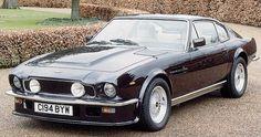 Bond's 1977 Aston Ma