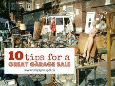 success garag, garage sales, garageyard sale, garag sale