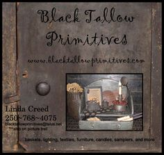 Black Tallow Primitives