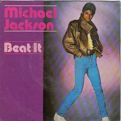 "1984 Grammy for Record of the Year: ""Beat It,"" Michael Jackson"