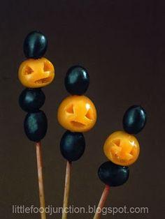 Halloween easy food