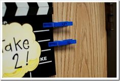 Hollywood Themed Classroom Management