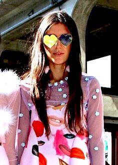 sunglasses at Tokyo Fashion Week