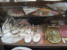 Fans and Dresser Sets