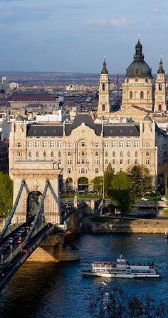 #Viagem. Budapest, Hungary