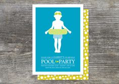 Pool Party Boy