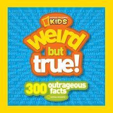 Books for Boys | Weird but True