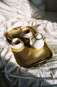 morning tea, paris | photo quentin de briey