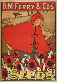 Vintage Seed Ad