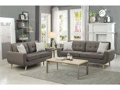 Homelegance Sofa 832