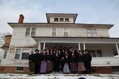"""Image detail for -... Screening of """"American Colony: Meet the Hutterites""""   BRAIN.LAFILM"""
