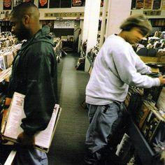 DJ Shadow - Entroducing