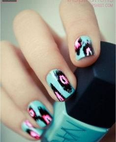 love this!! #nails