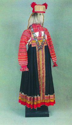 Смоленский костюм